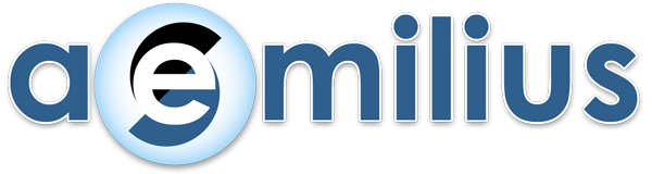 Aemilius.net, alojamiento y registro de dominios